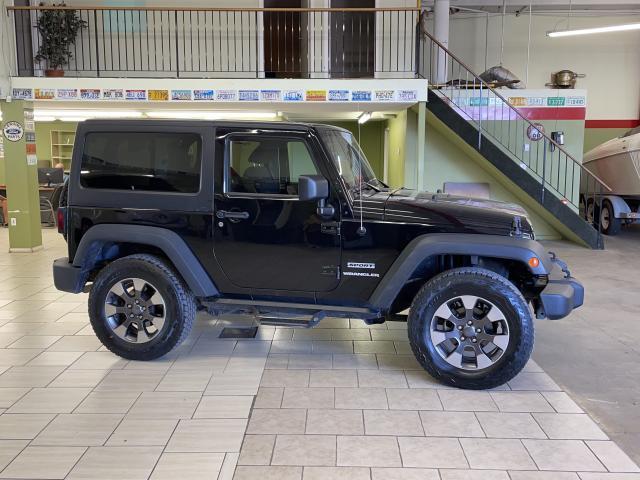 2014 Jeep Wrangler SPORT Photo3