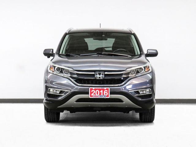 2017 Honda CR-V Touring AWD Leather Navigation Bluetooth
