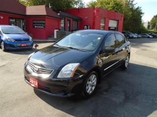 Used 2012 Nissan Sentra 2.0 S/ ONE OWNER / NO ACCIDENT / LOW KM / A/C/MINT for sale in Scarborough, ON