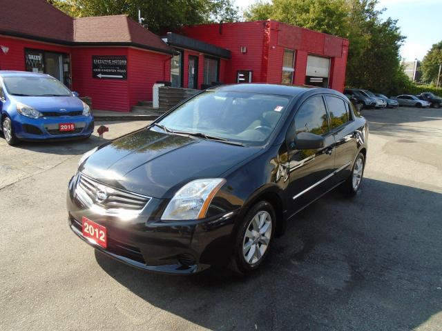 2012 Nissan Sentra 2.0 S/ ONE OWNER / NO ACCIDENT / LOW KM / A/C/MINT
