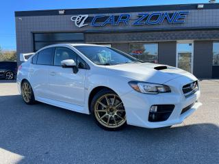Used 2015 Subaru WRX STI w/Sport-tech Pkg New Clutch for sale in Calgary, AB