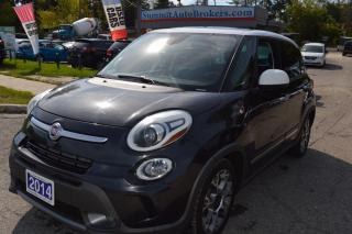 Used 2014 Fiat 500L Trekking for sale in Richmond Hill, ON