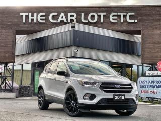 Used 2019 Ford Escape REMOTE START!!! 4X4!! HEATED SEATS!! BACK-UP CAMERA!! NAVIGATION!! for sale in Sudbury, ON