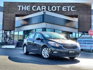 Used 2015 Kia Forte 1.8L LX for sale in Sudbury, ON