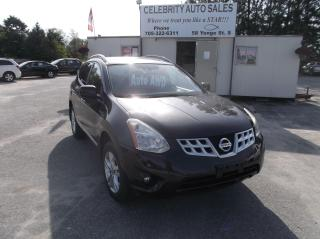 Used 2012 Nissan Rogue AWD SV for sale in Elmvale, ON