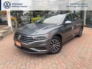 Used 2020 Volkswagen Jetta HIGHLINE for sale in Scarborough, ON