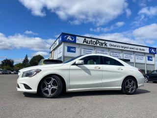 Used 2014 Mercedes-Benz CLA-Class SUNROOF | HEATED SEATS | REAR CAMERA | AWD | for sale in Brampton, ON