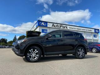 Used 2016 Toyota RAV4 LE BLUETOOTH | CRUISE CONTROL | ALLOY WHEELS | for sale in Brampton, ON