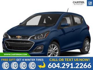 New 2022 Chevrolet Spark 1LT CVT for sale in Burnaby, BC