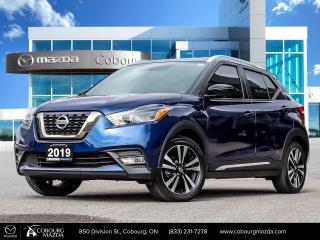 Used 2019 Nissan Kicks SR for sale in Cobourg, ON