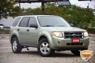 Used 2008 Ford Escape XLT V6 | 4X4 | KEYLESS ENTRY for sale in Kitchener, ON