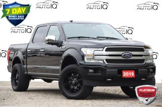 Used 2019 Ford F-150 Platinum PLATINUM   TECHNOLOGY PKG   TWIN PANEL MOONROOF   360 CAM for sale in Kitchener, ON