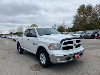 Used 2014 RAM 1500 OUTDOORSMAN for sale in London, ON