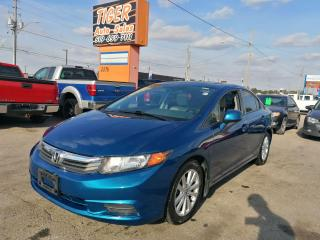 Used 2012 Honda Civic EX*ALLOYS*SUNROOF*AUTO*ONLY 73KMS*NO ACCIDENTS for sale in London, ON