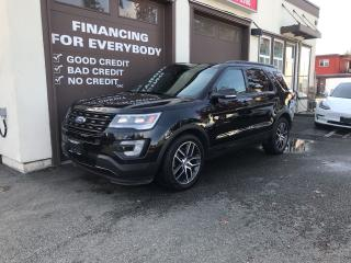 Used 2017 Ford Explorer SPORT for sale in Abbotsford, BC