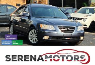 Used 2010 Hyundai Sonata LIMITED | FULLY LOADED | ONE OWNER | NO ACCIDENTS for sale in Mississauga, ON