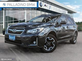 Used 2017 Subaru XV Crosstrek Limited All-Wheel Drive, Clean Carfax, Clean Interior for sale in Sudbury, ON