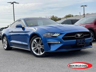 Used 2020 Ford Mustang EcoBoost Premium for sale in Midland, ON