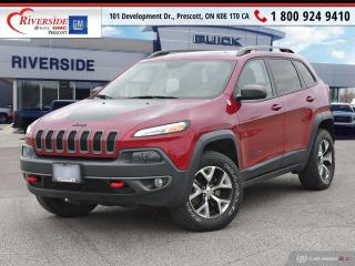 Used 2016 Jeep Cherokee Trailhawk for sale in Prescott, ON