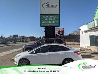 Used 2013 Ford Focus REMOTE START | HEATED SEATS | ALLOY WHEELS-USED EDMONTON FORD DEALER for sale in Edmonton, AB
