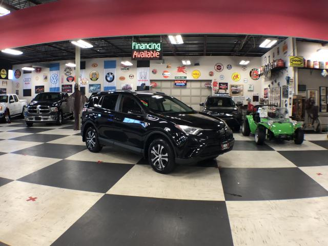 2017 Toyota RAV4 LE AWD AUTO A/C CRUISE CONTROL BLUETOOTH CAMERA