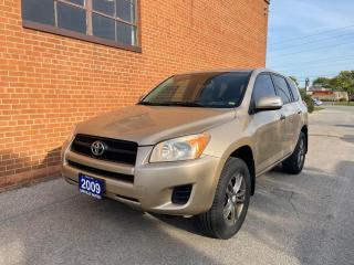 Used 2009 Toyota RAV4 BASE/ONE OWNER for sale in Oakville, ON