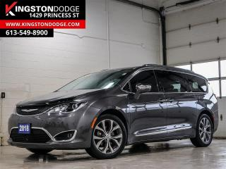 Used 2018 Chrysler Pacifica Limited | 4X4 | Pano-Sunroof | Leather | Nav | for sale in Kingston, ON