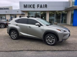 Used 2016 Lexus NX 300h Audio & Cruise Controls On Steering Wheel,Dual Zone Front Climate Control,Heated Mirrors for sale in Smiths Falls, ON