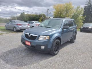 2011 Mazda Tribute GT LEATHER SUNROOF AWD BACK UP CAMERA
