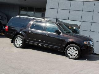 2014 Ford Expedition MAX|LTD|NAVI|REARCAM|RUNNING BOARDS|8 SEATS