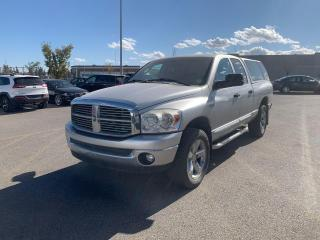 Used 2007 Dodge Ram 1500 SLT   $0 DOWN - EVERYONE APPROVED!! for sale in Calgary, AB