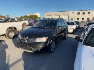Used 2016 Dodge Journey R.T for sale in Innisfil, ON