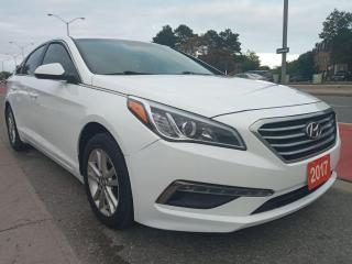 Used 2017 Hyundai Sonata GL-ONLY 79K-BK UP CAM-BLUETOOTH-AUX-USB-ALLOY for sale in Scarborough, ON