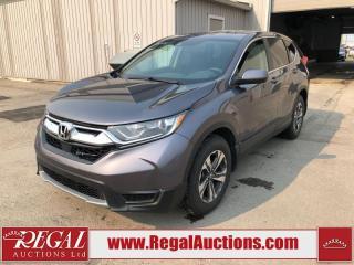 Used 2019 Honda CR-V LX for sale in Calgary, AB