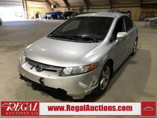 Used 2007 Honda Civic LX for sale in Calgary, AB