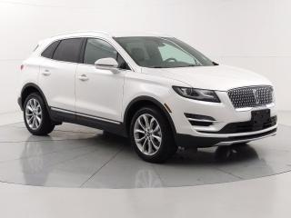 Used 2019 Lincoln MKC Select AWD, Nav,Leather,  Apple CarPlay, Blind spot warning for sale in Winnipeg, MB