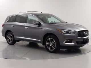 Used 2017 Infiniti QX60 AWD 4dr 7 seats, Sunroof, Heated steering/seats, 6000LBS towing for sale in Winnipeg, MB