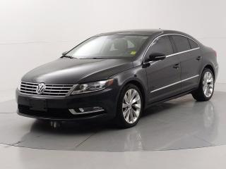 Used 2015 Volkswagen Passat CC Highline Bluetooth, Sunroof, Leather, Memory seats, Heated seats for sale in Winnipeg, MB
