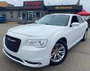Used 2017 Chrysler 300 Touring LEATHER INTERIOR, HEATED SEATS, BACKUP CAMERA, NAVIGATION, BLUETOOTH, PANORAMIC SUNROOF for sale in Saskatoon, SK