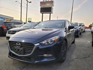Used 2017 Mazda MAZDA3 GS Heated Steering and Seats | Backup Camera | Lane Assist for sale in Waterloo, ON