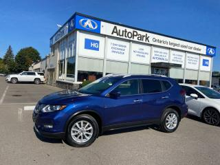 Used 2019 Nissan Rogue SV REAR CAMERA | PANORAMIC ROOF | HEATED SEATS | for sale in Brampton, ON