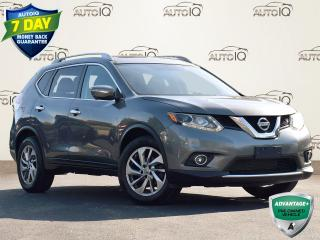 Used 2015 Nissan Rogue SL | 2.5L | AWD | CVT | A/C | CRUISE CONTROL | POWER WINDOWS | POWER SEATS | REMOTE KEYLESS for sale in Waterloo, ON