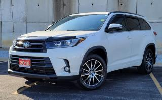 Used 2018 Toyota Highlander XLE for sale in Sarnia, ON