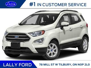 New 2021 Ford EcoSport SE for sale in Tilbury, ON