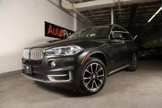 Used 2017 BMW X5 AWD 4dr xDrive35i for sale in North York, ON