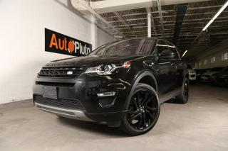 Used 2019 Land Rover Discovery Sport HSE LUXURY AWD for sale in North York, ON