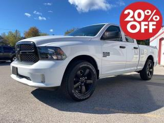 New 2021 RAM 1500 Classic NIGHT EDITION for sale in Mitchell, ON
