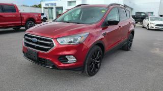 Used 2017 Ford Escape SE - AWD, NAV, BLUETOOTH, SEAT HEAT for sale in Kingston, ON