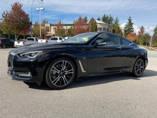 Used 2019 Infiniti Q60 3.0T Sport AWD for sale in Surrey, BC