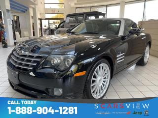 Used 2005 Chrysler Crossfire SRT6 for sale in Scarborough, ON